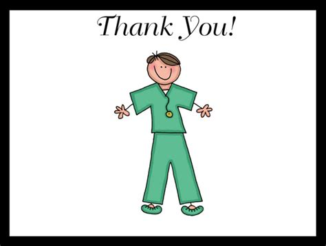 thank you letter appreciation for doctor doctor graduation thank you note cards