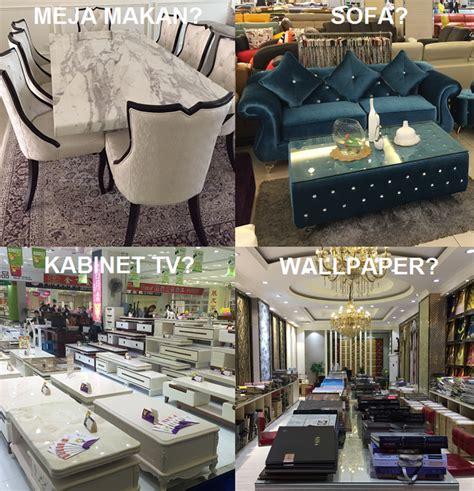 China Murah panduan percuma cara beli perabot murah dari china