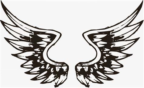 desain gambar lambang lambang sayap keren clipart best