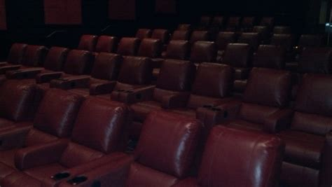 amc reclining seats nj customer treats amc transforms movie watching experience