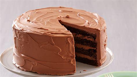 Pure Home Decor Chocolate Sponge Cake