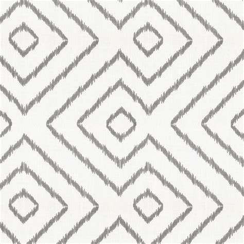 grey and white upholstery fabric maze white gray diamond fabric optrix ash loom decor