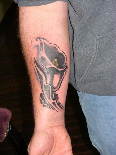 lily tattoos for men calla tattoos designs ideas and meaning tattoos
