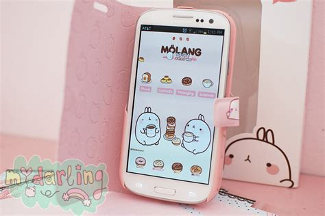 hot themes for myphone my darling rainbow what s on my phone samsung galaxy 3 apps