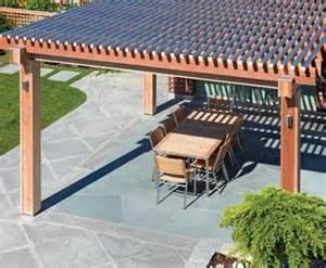 Patio Door Systems Metal And Wood Pergola View 3 Wood Pergolas Solid