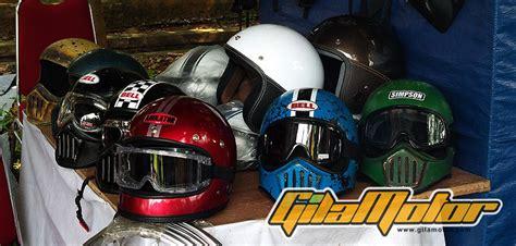 Bandit Helm Custom Helm Cakil Helm Jadul Helm Classic Retro 1 ingin punya helm cakil tebus di parjo 2015 gilamotor