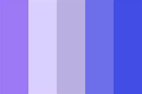 aster color maiden aster color palette