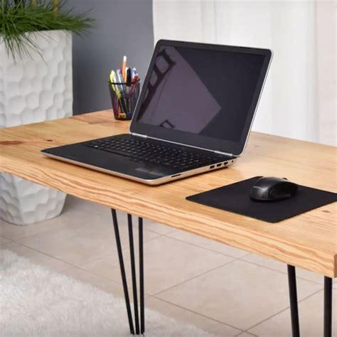 Diy Modern Desk Remodelaholic Diy Mid Century Modern Diy Modern Desk