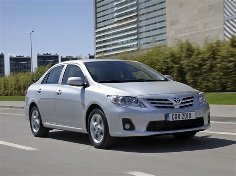 Toyota Corola 2010 Toyota Corolla Sedan 2010 Toyota Corolla Sedan 2010 Photo