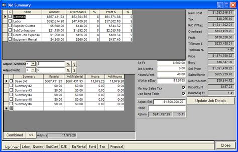 Plumbing Estimating Software Free by Plumbing Mechanical Estimating Software Most Popular