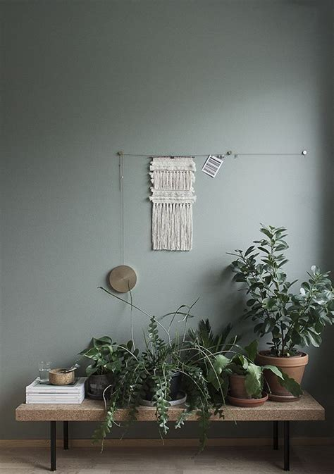 grey green appeal gray floor green walls