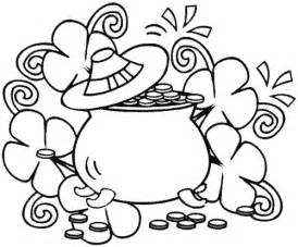 st patrick s day coloring pages and activities for kids