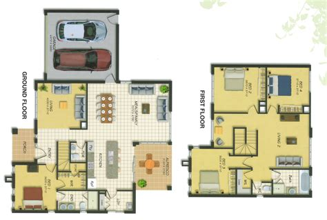 Vacation Rental House Plans by Revitcity Com Best Software To Create Presentation Floor