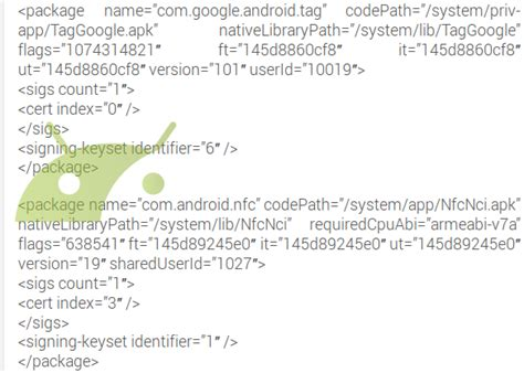 taggoogle apk esclusiva log di android l svela possibili novit 224 tutto android
