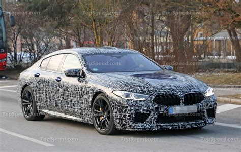 2019 Bmw Coupe by 2019 Bmw M8 Gran Coupe Top Speed