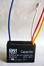 How To Test Ceiling Fan Capacitor 4uf Capacitor Ebay