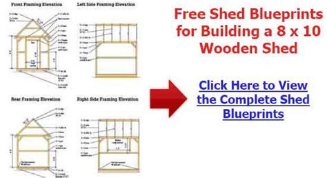 8 215 10 shed plans free how a superb storage shed plans can