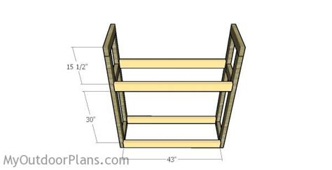 Tire Rack Design by Tire Rack Plans Myoutdoorplans Free Woodworking Plans