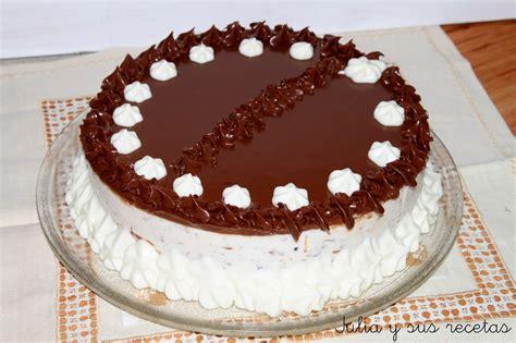 imagenes de tartas rockeras julia y sus recetas tarta mousse de stracciatella
