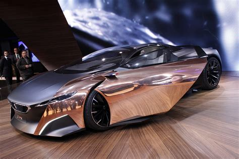 peugeot supercar peugeot onyx concept car the superslice