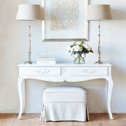 Small Country Living Room Ideas Milan French Country Style Solid Timber Console Wall Table