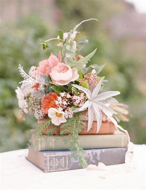 25 best ideas about vintage book centerpiece on book centerpieces vintage wedding