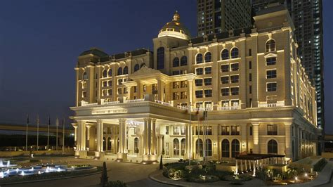 St Redish Square recently opened st regis hotel and resort in dubai features a bentley suite gtspirit