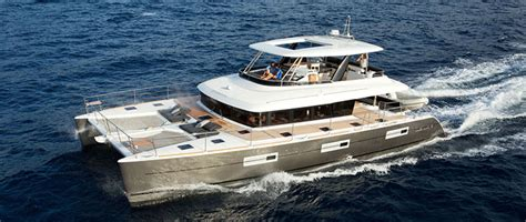 catamaran hire dubrovnik lagoon 630 my luxury catamaran hire by catamaran charter