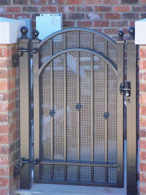 garden courtyard wine cellar gates gainesville iron