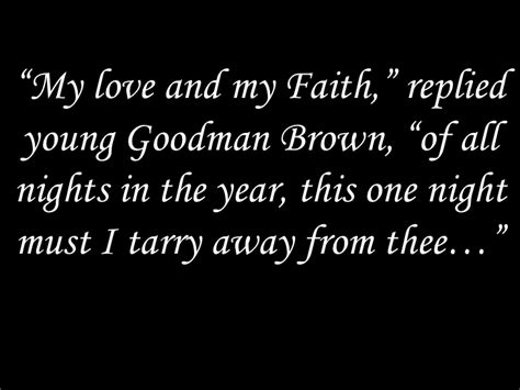 themes young goodman brown young goodman brown faith www pixshark com images
