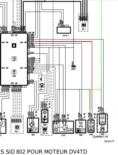peugeot 407 wiring diagram wiring diagram