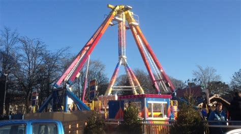 winter wonderland swing cardiff winter wonderland s sky swing removed wales
