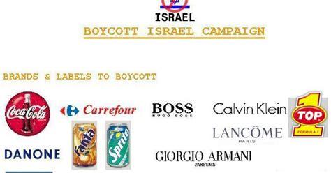 domino pizza yahudi daftar produk israel yang diboikot para ulama dunia