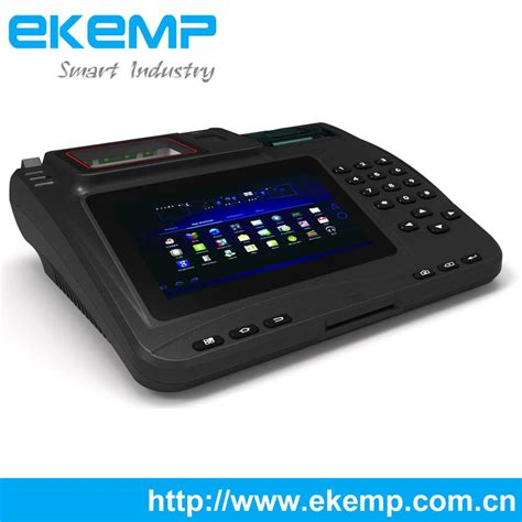 Countertop Pos by Attendance Tracking Device Android Countertop Pos With