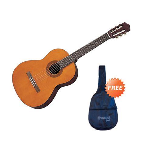 Harga Softcase Gitar Yamaha jual yamaha c40 guitar softcase harga