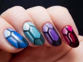 gemstones and your nail color how should they beautifully
