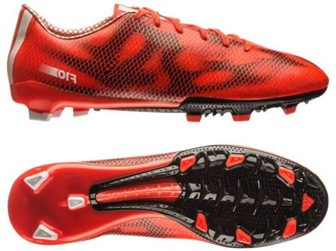 mens adidas f10 firm ground s football boots studs