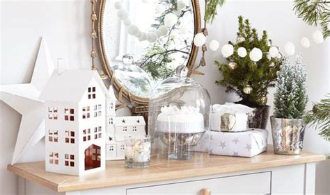 white decorations uk best white and silver decorations for 2014