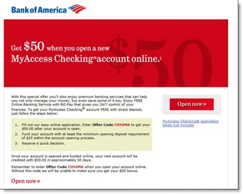 open a new bank account offers bank of america archives page 8 of 12 finovate