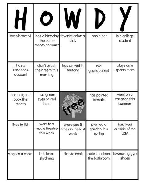 Bingo Search Family Reunion Get To You Bingo Bingo Reunions