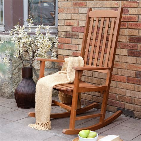 Wicker Lounge Chaise Patio Rocking Chairs Best Choice Products Patio Wood