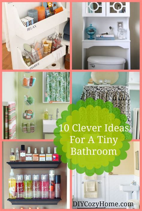 clever bathroom storage ideas innovative gray clever