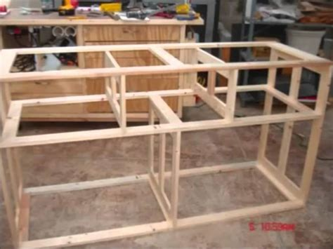 How To Make A Wooden Dresser by Wood Dresser Plans How To Build A Dresser Diy Timelapse