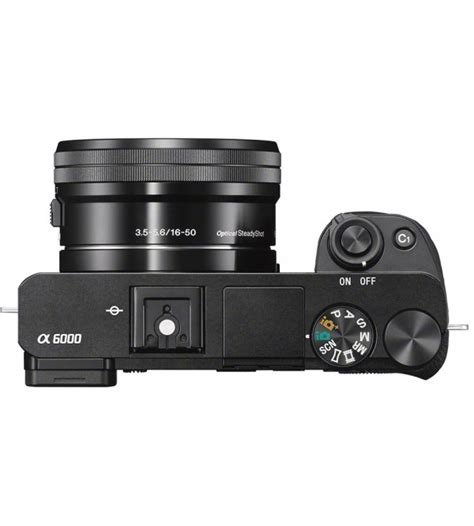 Kamera Mirrorless Sony Alpha A6000 Kit Lensa 16 50mm Promo Cashback Sony Alpha A6000 Kit 16 50mm