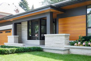 modern bungalow modern veranda toronto  david