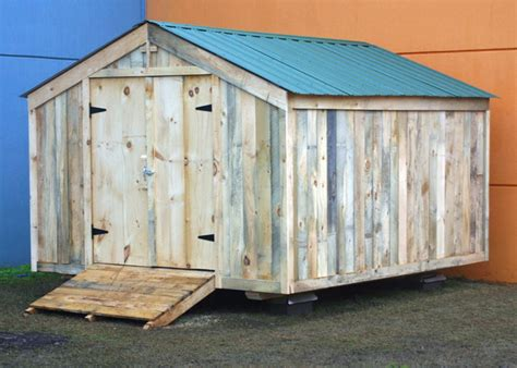 wood storage shed kits post  beam shed kits