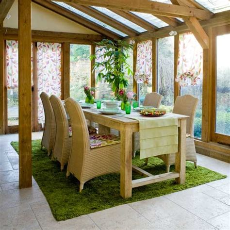 Small Conservatory Dining Room Ideas Conservatory Dining Room Dining Rooms Decorating Ideas