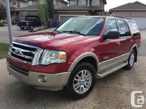 ford expedition eddie bauer edition for sale in