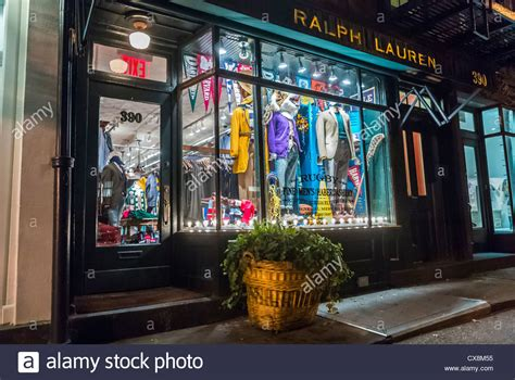 New Window Shopping From Ralph by New York City Ny Usa Shop Window Front Quot Ralph
