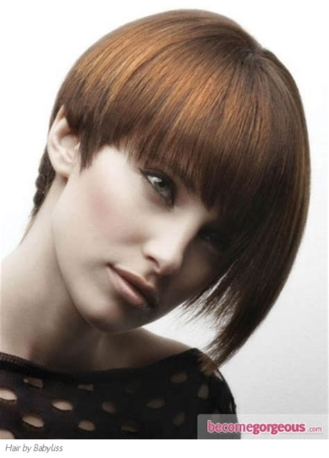 hairstyles for with high cheekbones perbumate short haircuts for high cheekbones